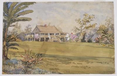 Winterbourne (Branscombe, home of Mr & Mrs G.N. Marten)