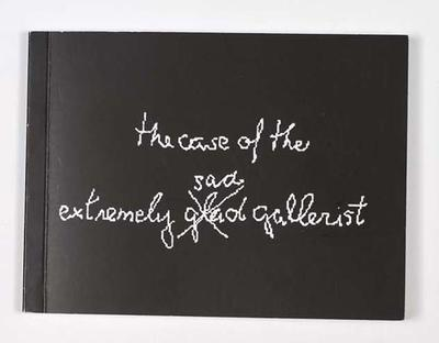 Case of the extremely sad gallerist